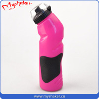 Energy blue plastic drink dust cover bicycle sports bottle manufacturer