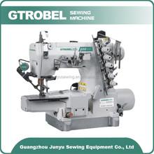 Conexión o decoración puntadas de enclavamiento de la máquina de coser