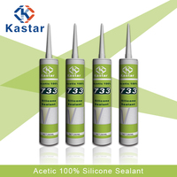 Assessed Supplier superior rtv silicone sealant for big glass installation