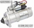 Qdj2900c-3 del motor de arranque