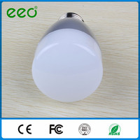 EEO bluetooth wireless control multicolor 6w Smart Lighting LED bulb