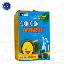 Coco Nara - USA - 100% natural coconut shell charcoal for hookah