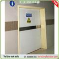 Blindaje contra la radiación puerta automática automático de las puertas de rayos x anti- radiografía de la puerta