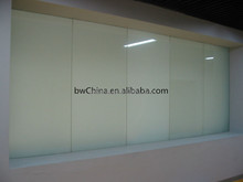 used commercial glass office partitions