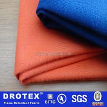 FR Fabric Manufacturer Xinxiang Cotton Fame Retardant Woven Fabric