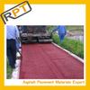 CAS certificate colored cold asphalt for road pavement