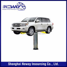 car wash pneumatic vehicle lift price