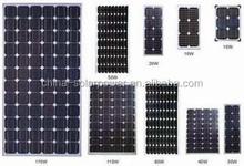 Easy installation shenzhen factory wholesale best price solar panel 50w