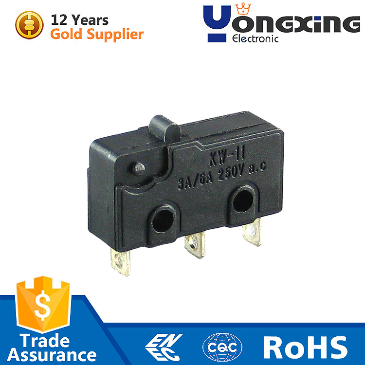 KW11 12O micro switch