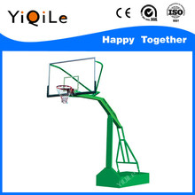 adjustable basketball stand for sport field