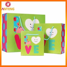 Shopping/gift Paper Bag Printed Shopping Paper Gift Bags