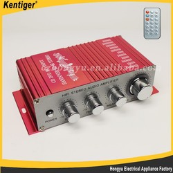 Kentiger 12V MA-100/MA-200 car/motorcycle/tricycles audio amplifier