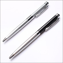 Silm style top quality good presents vintage metal ballpoint pen for VIP customers