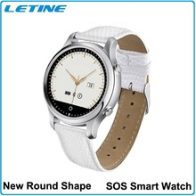 Letine WB05 new design fashion lady girls watch with pedometer calorie