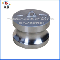 male, female cam lock coupler, quick shaft coupling