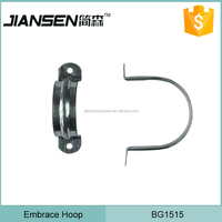 China Manufacture Carbon high temp pipe clamp