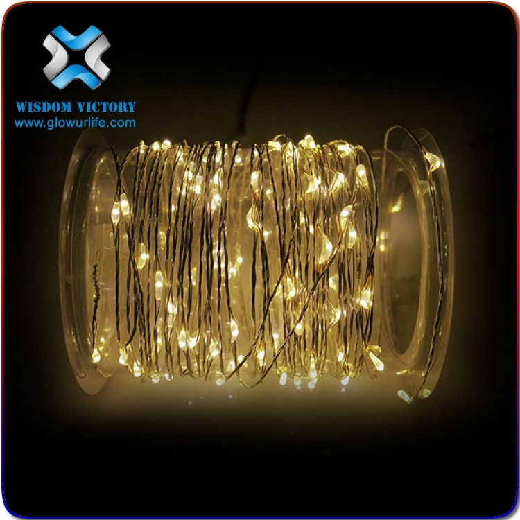 2015 Led Coiling Block String Lights Decoration Lamp Party