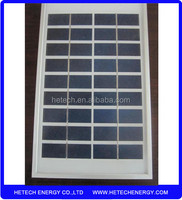 Polycrystalline 5w photovoltaic panel from alibaba china manufacturer