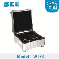 Hot sales New style classical Custom Make wood gift box with lock