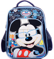 Wholesale high quality waterproof polyester cartoon school bags