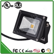 super bright factory OEM/ODM for america market ip65 outdoor ce,rohs,saa, dlc and ul listed 10w led flood light
