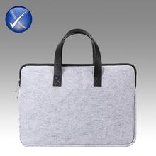 Hot selling Felt Laptop/Notebook/Tablet Sleeve/Case bag