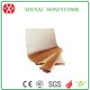 Door interior Paper honeycomb core