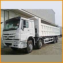 más barato 8x4 camiones volquetes chinos camión de volteo
