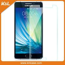 NEW color tempered glass screen protector tempered glass screen protector for samsung A5 good price
