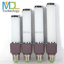 High power led pl lamp g24q-3 base 6w 8w 10w 12w 85-265v led corn bulb e27 e26 g24
