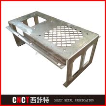 High precision aluminium fabrication works