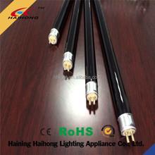 T5 4W 6W 8W Black fluorescent light/tube/BLB