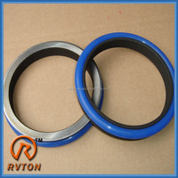 FLOATING OIL SEAL FOR TRACKED EXCAVATOR RUNNING GROUP
