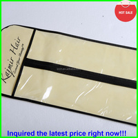 custom hair packaging bag/wholesale hair packaging bags