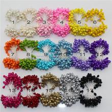 HR wholesale Pearlized /matte cheaper for florist stamenns