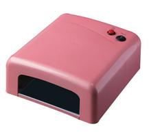 Wholesale 120's+220V+CE+4*9W UV light 36W uv nail lamp, Half-refund Warranty Gel Nail Dryer 36W uv lamp,