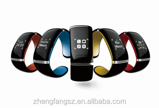 Newest smart bracelet smart watch bluetooth phone can smart watch heart rate monitor