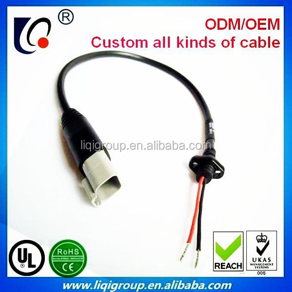 Automotive wire crimp harness connectors free