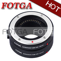 NEW!FOTGA Macro AF Auto Focus Extension Tube 10mm 16mm Set DG for Sony NEX E-mout!FREE SHIPPING!WHOLESALE