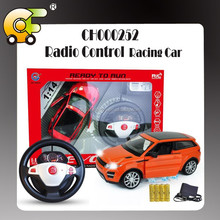 1:16 five function remote control car with light & charger& open door function 2 colors