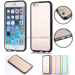 For Iphone 6 6s Pc + Tpu Sublimation Case