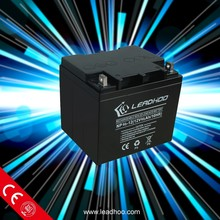 12v40ah deep cycle agm ups battery/VRLA rechargeable accumulator manufacturer