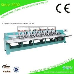 CE Standard cap / baseball / t-shirt embroidery machine