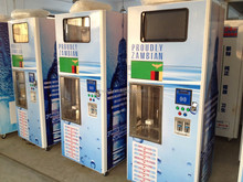 coin operated water vending machine vending pure water machine