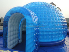 Hot sale air sealed inflatable tent