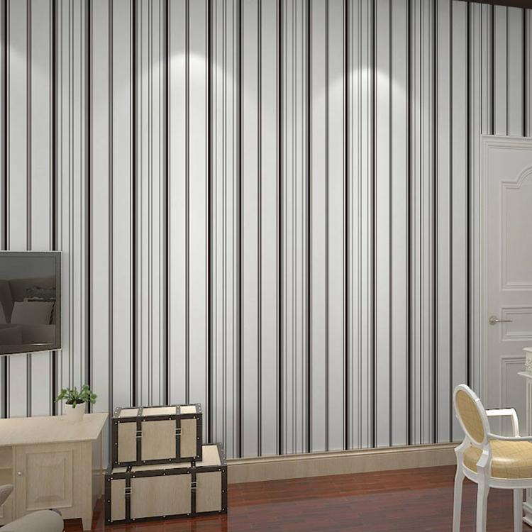 Black And White Vertical Stripes Background And White Vertical Striped