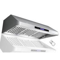 Stainless Steel Range Hood For Kitchen Appliances for USA market