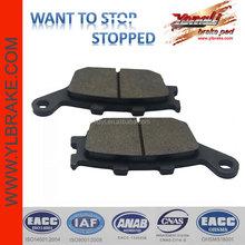 Rear brake pad for yamaha yzf r 6;brake pad for honda cbr600rr 05;brake pad for SUZUKI sv 1000