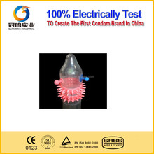 Spike condom of rubber material, natural rubber material spike condom, cheap special condoms wholesale