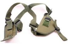 Alta calidad de combate del ejército universal pistolera, tactical plásticos hombro fundas